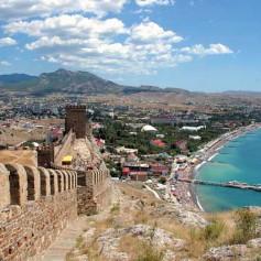 Крымский курорт лидирует в рейтинге городов для недорогих путешествий с детьми