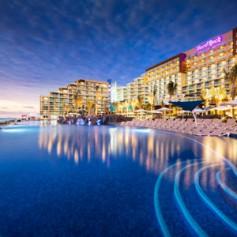 Отель Hard Rock Cancun третий год подряд получает награду AAA Four Diamond Award