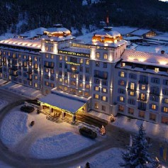 Швейцарский курортный отель перешел в управление российской гостиничной компании