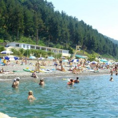 Более 100 пляжей Сочи приведут к мировым стандартам