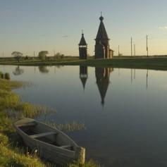 Поток туристов в Архангельскую область в 2014 г. вырос на 4%