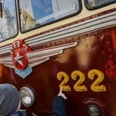 Парад трамваев в Москве посетили 200 тысяч человек