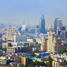 В центре Москвы завершается строительство отеля