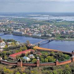 Первый в РФ центр монументальной живописи откроется в Великом Новгороде