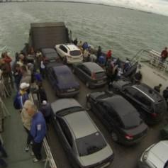 Мощности паромной переправы через Керченский пролив будут увеличены втрое
