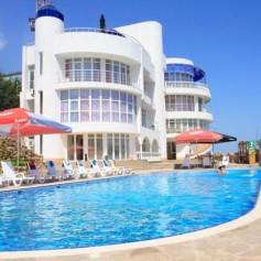 Отели в Крыму заполняются лучше, чем заграничные