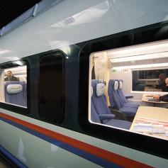 На ужин пельмени, на завтрак колбаски: Из Москвы запустят скоростной поезд в Берлин