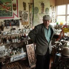 Под Калининградом тракторист открыл музей, куда выстраиваются очереди из немецких туристов