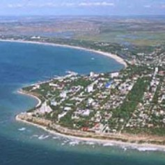 Туристам в Анапе временно запретили купаться в море