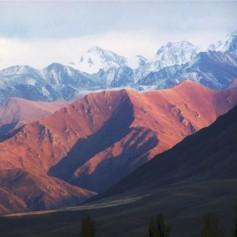 В Киргизии погибли испанские альпинисты