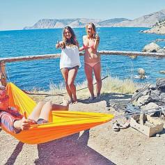 Крымские каникулы: Был дикарем без чебурека? На пляже станешь человеком!