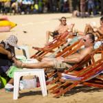 Число российских туристов за границей снизилось на 40 процентов