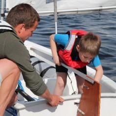 В Школе юных капитанов учат на Колумбов и Одиссеев