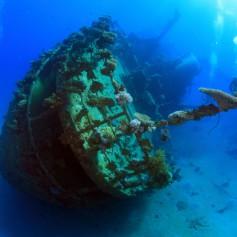 Огромный античный корабль найден на дне Черного моря в Крыму
