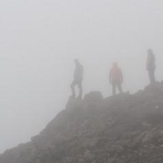 Месяц в диком краю: тверичане покорили действующий вулкан на Курилах