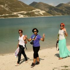 Летний турпоток в Чеченскую Республику вырос в четыре раза