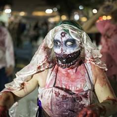Американская компания запустит морской зомби-круиз