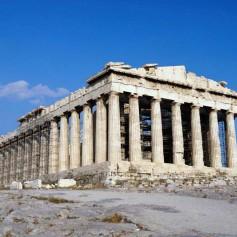 Греция теряет до 50 тысяч туристов в сутки из-за экономических проблем