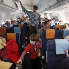 Названы самые популярные авианаправления для путешествий с детьми