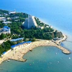 Курорты Краснодарского края с начала года приняли 6,5 млн туристов