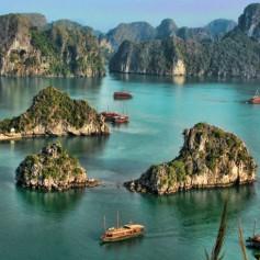Китай может открыть второй круизный маршрут к спорным островам в Южно-Китайском море