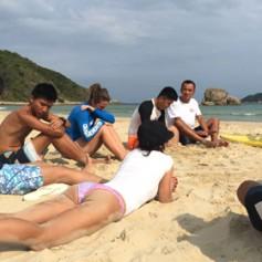 В Северной Корее появится лагерь для серфингистов