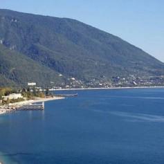 Абхазию в этом сезоне посетило рекордное число российских туристов