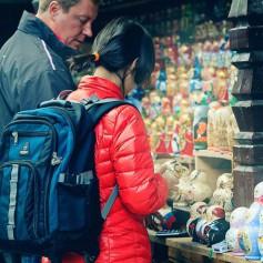 Падение курса рубля повысило интерес иностранных туристов к России
