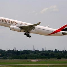 Emirates запустит самый протяженный беспосадочный авиарейс в мире