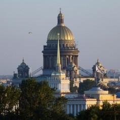Санкт-Петербург назвали лучшим туристическим направлением Европы