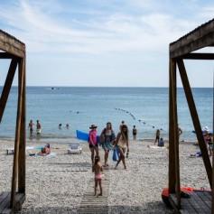 Почти 3,5 миллиона туристов посетили Крым с начала года