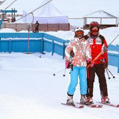 Когда лучше ехать в Красную Поляну кататься на горных лыжах