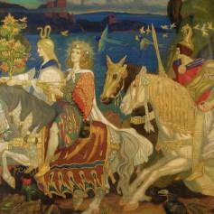Выставка о загадочной культуре кельтов открывается в музее в Лондоне