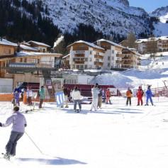 Долго ли весной лежит снег на горнолыжных курортах Италии?
