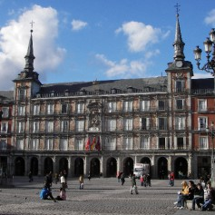 На Российской гастрономической неделе в Мадриде испанцев угостят киселем, оладьями и судаком с крапивой