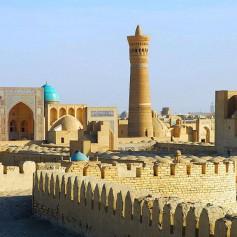 Чем хороши туры в Узбекистан