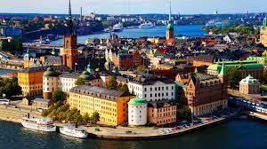 Выбор отеля в Стокгольме