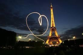 Город любви – Париж