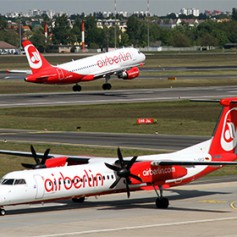 Air Berlin прекратит полеты в Россию с 2016 года