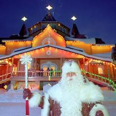 В гости Деду Морозу зимой организуют дополнительные авиарейсы