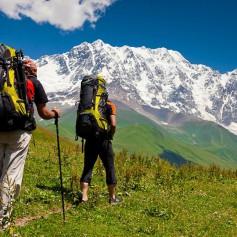 Как правильно собраться для похода в горы?