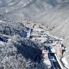 Назван лучший горнолыжный курорт России
