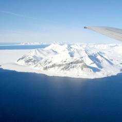 Антарктида приняла первый коммерческий авиарейс