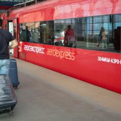 Постоянным клиентам «Аэроэкспресса» предложили скидку на билеты в аэропорты