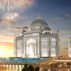 В Дубае построят собственный Тадж-Махал