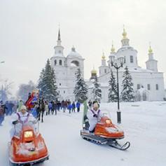 Российские регионы похвалились рекордным турпотоком в праздники