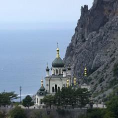 В Крыму проведут молебен о развитии курортов