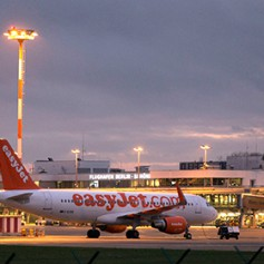 Британский лоукостер easyJet решил обойтись без Египта до лета