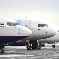 Московские аэропорты отменили более 100 рейсов из-за непогоды