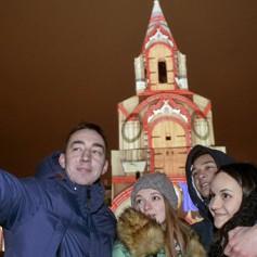 Новогодний турпоток в Казань удвоился по сравнению с прошлым годом